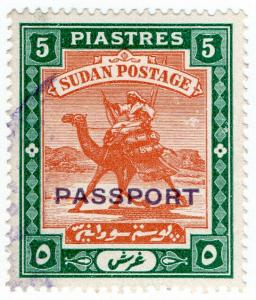 (I.B) South Sudan Revenue : Passport 5pi