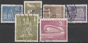 Germany #9N131-6 F-VF Used CV $38.70 (S4353)