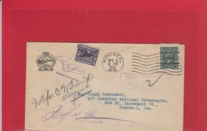 0700 Medallion precancel printed matter postage due to Return cover to City