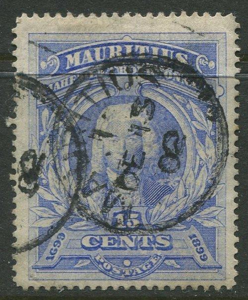 STAMP STATION PERTH Mauritius #115 Admiral Mahe De La Bourdonnais Used  CV$6.00