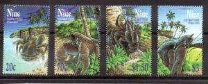 Niue 759-762 MNH