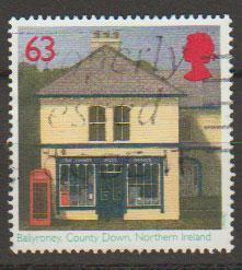 Great Britain QE II SG 2000