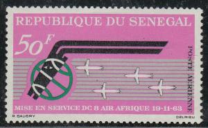 Senegal #C33 MNH Air Afrique CV$2