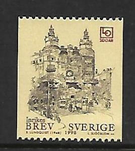 SWEDEN 2268 MNH TRADE UNIONS ISSUE
