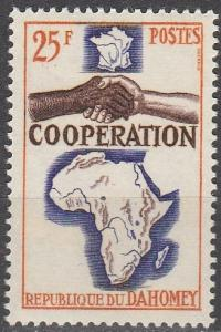 Dahomey #193 MNH F-VF (V759)