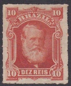 Brazil Sc #68 Mint no gum