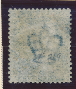 Great Britain Stamp Scott #30, Mint Hinged, Partial Gum - Free U.S. Shipping,...