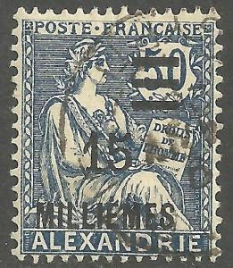 FRENCH OFFICES-EGYPT-ALEXANDRIA SCOTT 70