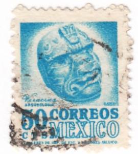 Mexico, Scott # 863(3), Used