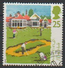 Great Britain SG 1830  Fine Used Philatelic Bureau cancel