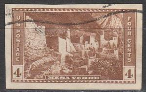 US #759  F-VF Used  (K212)