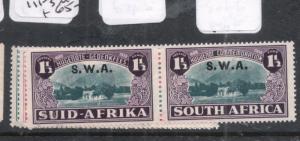 South West Africa SG 111-3 MOG (2dlj)