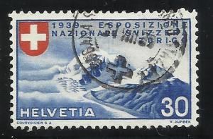 Switzerland SC 255 Used F/VF