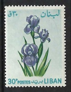 LEBANON 425 MOG FLOWERS 588C