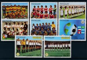 [59339] Paraguay 1982 World Cup Soccer Football Spain MNH