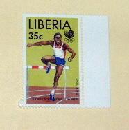 Liberia - 1092, MNH. Summer Olympics. SCV - $0.85