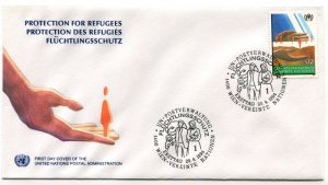 166 UN - Vienna Protection for Refugees OFDC