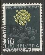 SWITZERLAND B167 VFU FLOWER E465-2