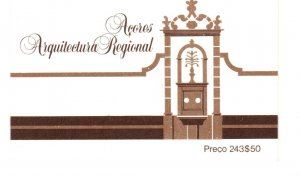 Portugal Azores #360a Complete Booklet  MNH CV $6.00 (P701)