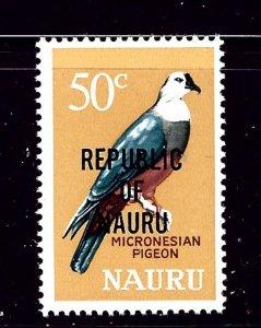Nauru 84 MNH 1968 Micronesian Pigeon