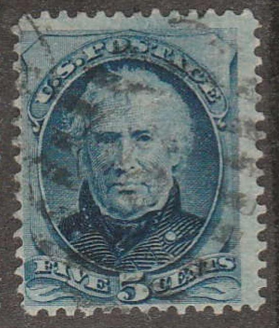 U.S. Scott #185 Stamp - $17.50 - Used Single