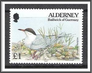 Alderney #86 Flora & Fauna MNH