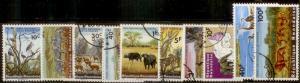Rwanda 1965 SC# 99-108 CTO  L59