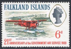 FALKLAND ISLANDS SCOTT 181
