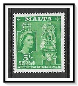 Malta #260 Raymond Perellos Monument MH