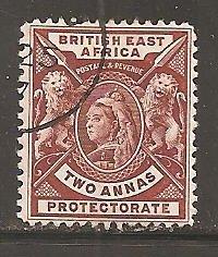 British East Africa SC 75  Used