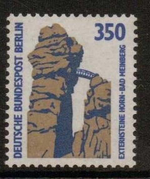 GERMANY SGB791 1987 T0URIST SIGHTS 350pf MNH