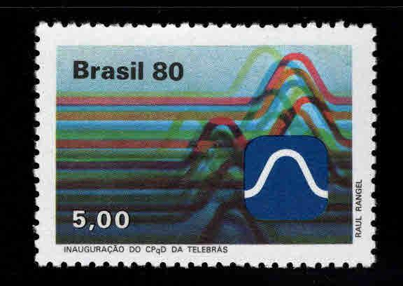 Brazil Scott  1721 MNH**  stamp