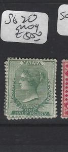 MALTA (P0606B)  QV  1/2D SG 20   MOG