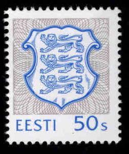 Estonia Scott 216 MNH** coat of arms stamp