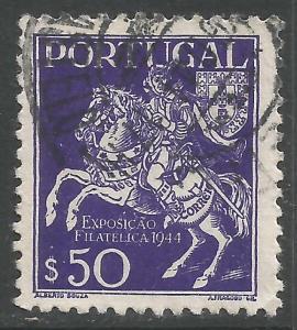 PORTUGAL 635 VFU Q700-4