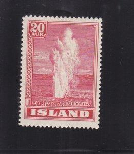 Iceland: Sc #204, MH (S18958)