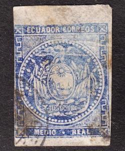Ecuador Scott 2  Fine used.