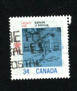 Can #1112   -2    used VF 1986 PD