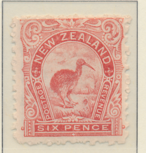 New Zealand Stamp Scott #115, Mint Hinged - Free U.S. Shipping, Free Worldwid...