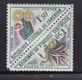 Cameroun J38-J39, Unused