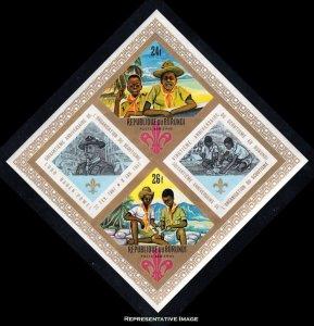 Burundi Scott C45a Mint never hinged.
