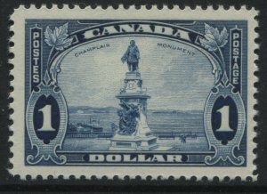 Canada 1935 $1 Champlain unmounted mint NH