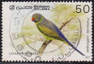 Sri Lanka 836 USED