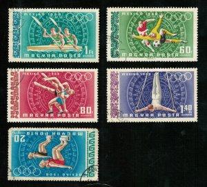 Hungary, Sport, (3031-T)