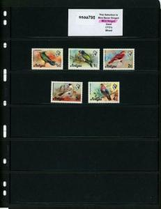 PKStamps - ssaa795 - Antigua - Mini Lot - Check Out Image