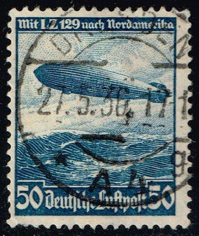 Germany #C57 Hindenburg; Used (1.00)