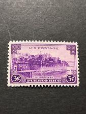 SCOTT # 801 PUERTO RICO SINGLE MINT NEVER HINGED !! 1936
