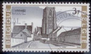 Belgium 1968 SC# 708 Used L384