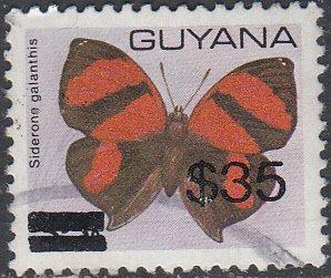 Guyana #2057C   Used