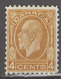 COLLECTION LOT # 3096 CANADA #198 MH 1932 CV+$50